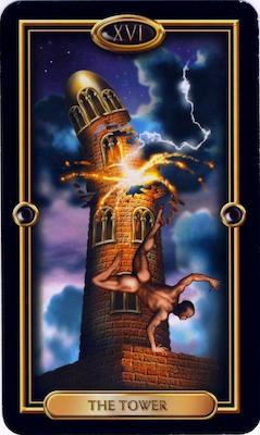 Tarot-the-tower