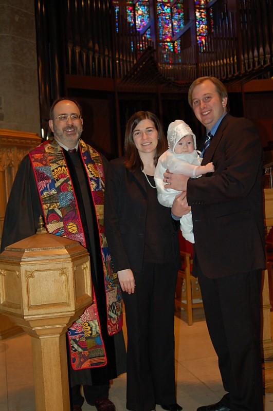 Nora klase baptism